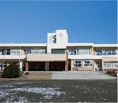 甘利小学校既存校舎