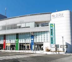 韮崎市民交流センター(ニコリ)